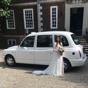 Brendan Kinsella Vintage & Classic Wedding Car