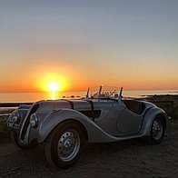 Tim Edwards Vintage & Classic Wedding Car