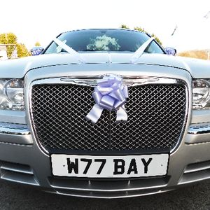 Bay Executive & Wedding Car Hire Wedding car
