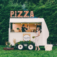 Marvellous Medicine ltd Pizza Van