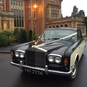 Flying Lady Cars Vintage & Classic Wedding Car