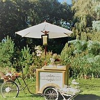 LoveTagEvents Popcorn Cart