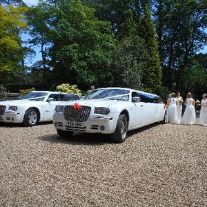 TMD Limos and Wedding Cars Wedding car