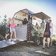 Perry and Porter Mobile Bar