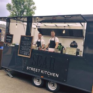 Sear Street Kitchen BBQ Catering