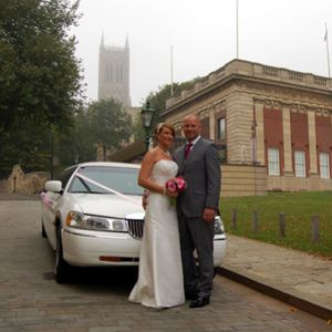 1st Lincs Limo Vintage & Classic Wedding Car