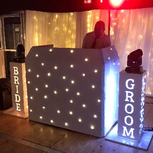 Visual Music Productions Wedding DJ