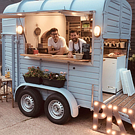 Flour And Flame Food Van