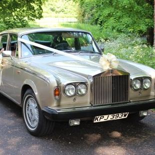 Specialdaze Vintage & Classic Wedding Car