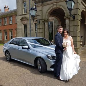 Leicester Executive Chauffeurs Wedding car