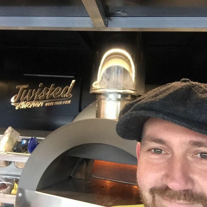 Twisted Kitchen Wood Fired Pizzas - Catering  - Birmingham - West Midlands photo
