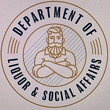 Dept of Liquor & Social Affairs Mobile Bar