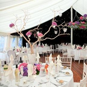 Cheviot Marquees Ltd Stretch Marquee