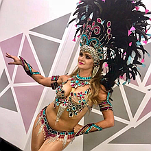 Maia Samba Latina Dancer & Bellydancer Latin & Flamenco Dancer