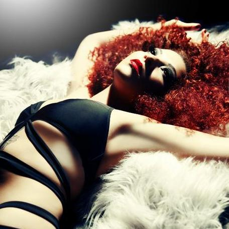 "CeCe Sinclair by ""Agent Burlieque"" Burlesque Dancer"