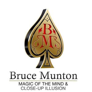 The Magic of Bruce Munton Wedding Magician