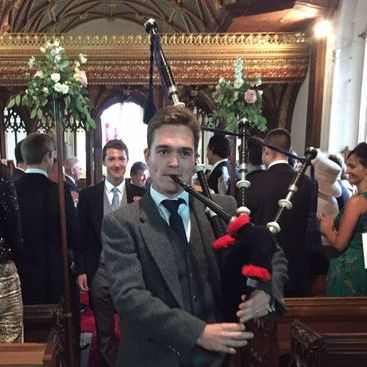 Harry Gow - Solo Musician , Oxford,  Bagpiper, Oxford