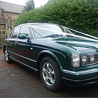 Fearons Wedding Cars of Newcastle Chauffeur Driven Car