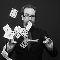 Luke Lamont-Debonair Deceptions Comedian