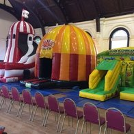 A1 Weymouth Bouncy Castles Popcorn Cart