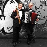 Slater & McBride World Music Band