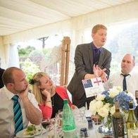Gingermagic Wedding Magician