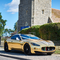 Maserati Prestige Hire Wedding car