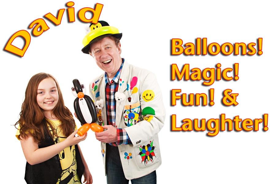 Davids Parties - Children Entertainment  - Southampton - Hampshire photo