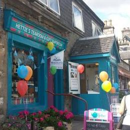 Hettie's Tearoom - Catering , Pitlochry,  Afternoon Tea Catering, Pitlochry