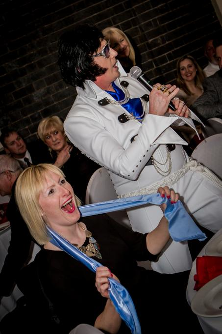Elvis In Concert By Andy James - Tribute Band  - Birmingham - West Midlands photo
