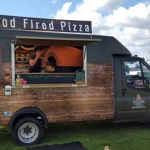 Broadside Pizza - Catering , Norwich,  Pizza Van, Norwich