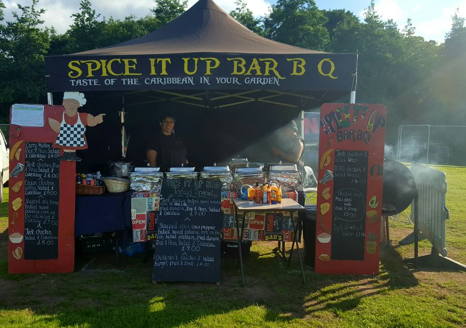 Spice it up bar b q - Catering Event Staff  - West Midlands - West Midlands photo