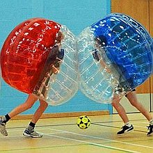 Exe Bubble Football Event Equipment