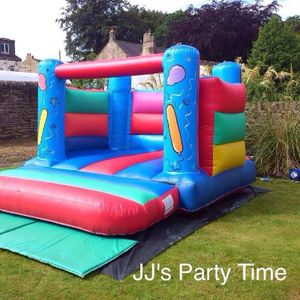 JJs Party Time - Children Entertainment , County Durham, Event Equipment , County Durham,  Bouncy Castle, County Durham
