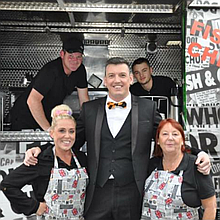 Harrys Fish and Chip Van Private Party Catering