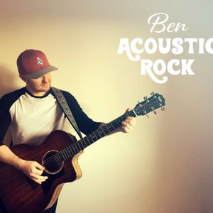 Ben Acoustic Rock Singing Guitarist