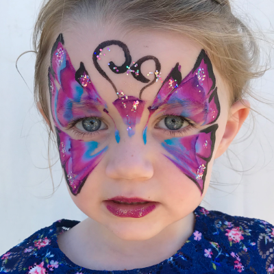 Colchester and Tendring Face Painting Children Entertainment