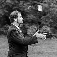 Juggling Jack Flash Wedding Magician