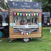 The Tea Shack Burger Van
