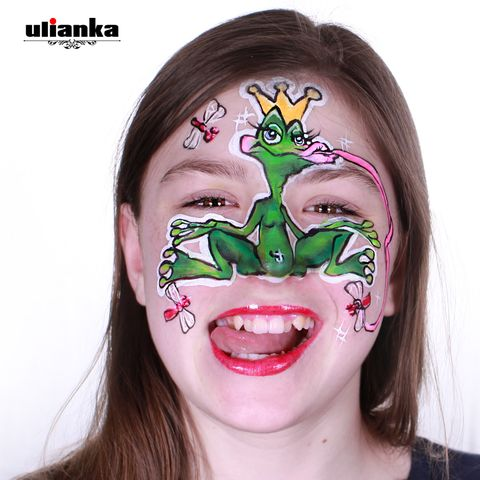 Ulianka Arty Face Painter