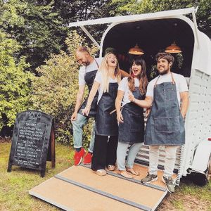 Moco Kitchen Mobile Bar