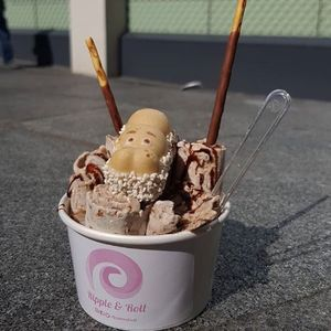 Ripple & Roll: Handmade Ice Cream Rolls - Catering , Devon,  Food Van, Devon Ice Cream Cart, Devon Street Food Catering, Devon Mobile Caterer, Devon