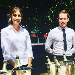 Premium Bar Hire Event Staff