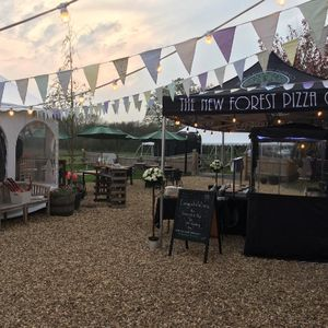 The New Forest Pizza Co. Wedding Catering