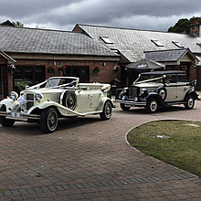 Marlows Wedding Car Hire Vintage & Classic Wedding Car