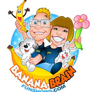 Banana Brain Fun Shows Face Painter
