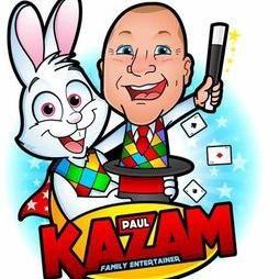 Paul Kazam Family Entertainer Wedding Magician
