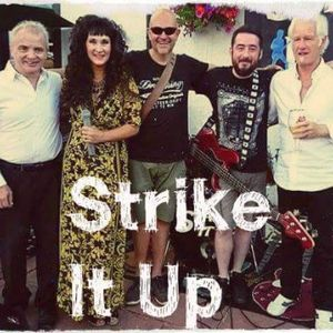 Strike It Up Live music band
