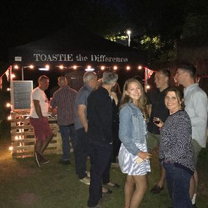 TOASTIE The Difference Private Party Catering