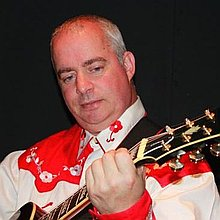 Geoff Stephens Vintage Singer